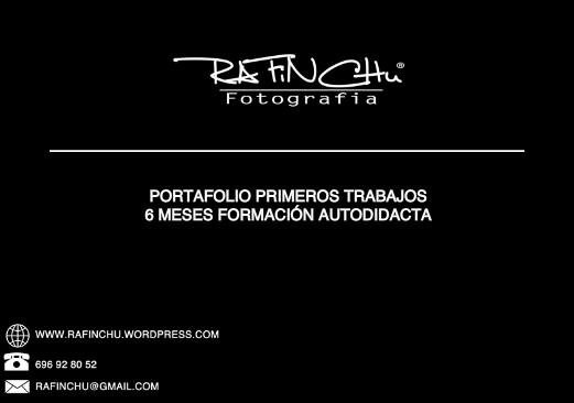 portafolio fotografico pdf